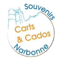 Souvenirs carts&cados Narbonne